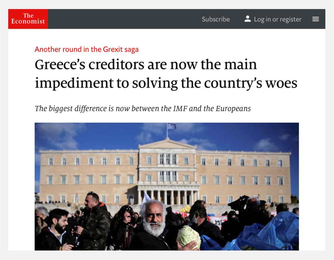 Thumbnail for Economist.com